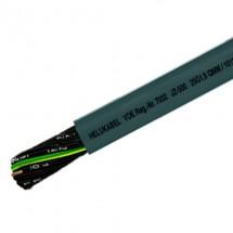 Кабель контрольный JZ-500 18х0,5 (10016) HELUKABEL медный, гибкий с цифровой маркировкой жил