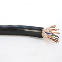 Кабель КВВГЭнг 7х1,5 медный экранированный контрольный негорючий