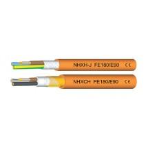 Кабель NHXH FE 180/E90 4х1,5 медный огнестойкий, безгалогенный