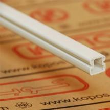 Кабельный короб LV 11X10 HD 2м Копос Чехия 8595057608504 пластиковый белый цвет