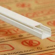 Кабельный короб LV 18X13 HD 2м Копос Чехия 8595057608511 пластиковый белый цвет