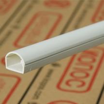 Кабельный короб LZK 15X12 HD 2м Копос Чехия 8595057620551 пластиковый белый цвет