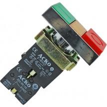 Кнопка Старт/Стоп с подсветкой ХВ2-ВW8375