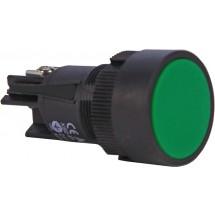 Кнопка старт XB2-ЕА131 (NO) зеленая без фиксации АСКО