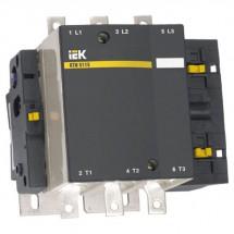 Контактор электромагнитный КТИ-5185, 185А 220ВАС3 ИЭК