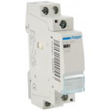 Контактор Hager ESC125 25A катушка 220V 1NO (ES110)