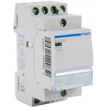 Контактор Hager ESC325 25A катушка 220V 3NO (ES320)