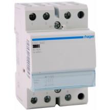 Контактор Hager ESC340 40A катушка 220V 3NO (ES340)