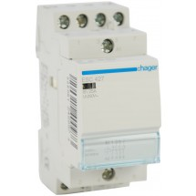 Контактор Hager ESC427 25A катушка 220V 2NO+2NC (ES450)