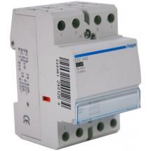 Контактор Hager ESC440 40A катушка 220V 4NO (ES440)