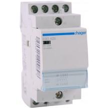 Контактор Hager ESD425 25A катушка 24V 4NO (ES424)