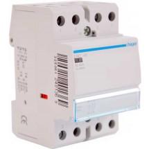 Контактор магнитный модульный Hager ESC241 230В/40A 2НЗ 3м