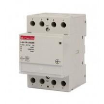 Модульный контактор e.mc.220 4 63 4NO, 4р, 63А, 4NO, 220 В
