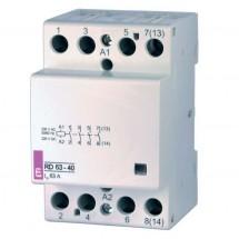 Контактор модульный RD 63-40 (24V ACDC) Eaton (Moeller) 2464027
