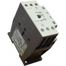 Силовой контактор Eaton (Moeller) I=17A (AC-3) дополнительный контакт 1NO DILM17-10, 277004