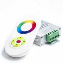 Контроллер RGB 18А радио-сенсорный 55/1 белый