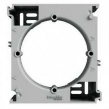 Коробка для наружного монтажа наборная Schneider Asfora алюминий EPH6100261