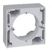 Коробка для наружного монтажа Schneider Sedna белая SDN6100121