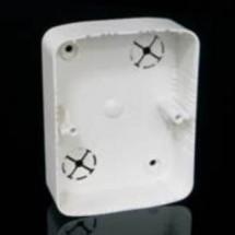 Коробка электромонтажная двойная LK 80x28 2ZT
