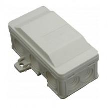 Коробка распределительная накладная 6410-10 SEZ полипропилен