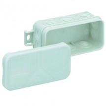 Коробка распределительная накладная Mini 25 (89x43x37) IP55 полипропилен