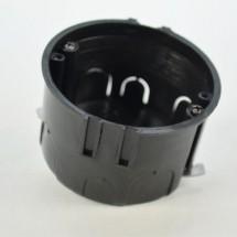 Коробка установочная для пустотелых стен наборная Ø 65 (код 209) (металлические ушки)