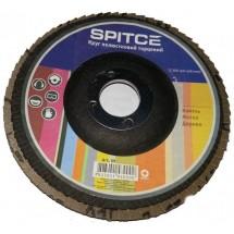 Круг лепестковый торцевой Spitce 125 мм № 60 17-681