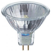 Лампа галогенная Delux MR16 50W 12V GU5,3 10007819 рефлекторная