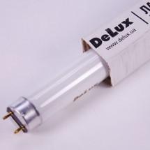 Лампа люминесцентная Delux 18W/33 Т8 G13 10007832 линейная (600 мм)