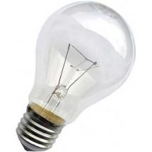 "Лампа накаливания ""Искра"" А55 230В 40Вт E27 обычная (прозрачная)"