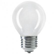 Лампа ІСКРА E27 60W матовая шар