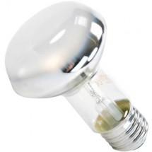 Лампа накаливания рефлекторная Delux R80 60W E27