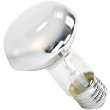 Лампа накаливания рефлекторная GE R-63 40Вт E27