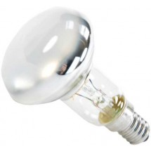 Лампа накаливания рефлекторная Искра R50 60Вт Е14