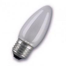 Лампа накаливания GE Е-27 40W свеча матовая