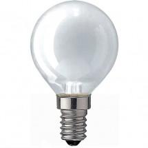 Лампа накаливания Osram Р 40W E14 шар матовая