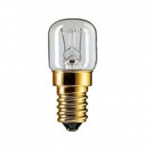Лампа накаливания Philips Т-22 15Вт Е14 до 300°С