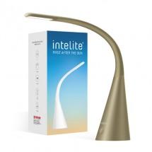 Лампа настольная IIntelite Desklamp bronze DL4-5W-BR 5W LED MAXUS светодиодный бронза