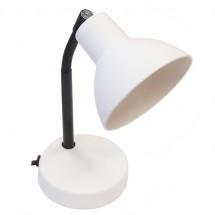 Лампа настольная MAGNUM NL012 E14 белый цвет