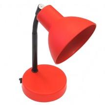 Лампа настольная Magnum NL012 красный цвет E14