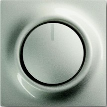 Лицевая накладка для диммера поворотного 6540-79 ABB Impuls шампань-металлик
