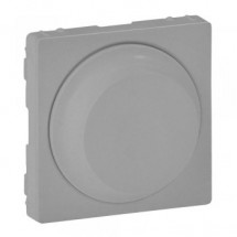 Лицевая панель светорегулятора Legrand Valena Life 754882 алюминий