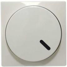 Центральная пластина поворотного светорегулятора и таймера 3294A-A123 C ABB Tango слоновая кость