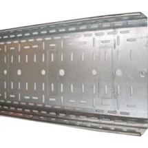 Лоток перфорированный 200х80 35304 L-3000 0,7 мм