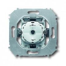 Механизм 2-клавишного проходного выключателя 200166 U-507 Impuls слоновая кость