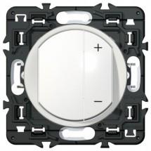 Механизм светорегулятора 40-400Вт Legrand Celiane 67087 ИК-управляемый (галогеннакал)