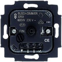 Механизм светорегулятора поворотный 2250U 600Вт АВВ