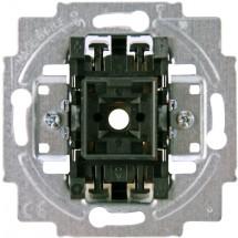 Механизм выключателя 1-клавишного перекрестного 2000/7US ABB Reflex / Bush Duro