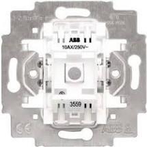 Механизм выключателя 1-клавишного перекрестного 3557-А07440 ABB Elektro-Praga