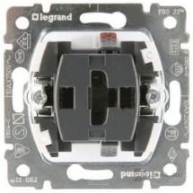 Механизм выключателя 1-клавишного универсального 775806 Legrand Galea Life